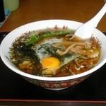 二番軒 - 料理写真:のりたまラーメン 570円