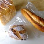 Le Pain de doux - パンたち