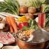 しゃぶ菜 - 料理写真:お野菜食べ放題!!しゃぶしゃぶランチ