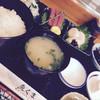 魚くま - 料理写真:お刺身定食1000円