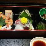 京あかり - 季節のお弁当 鱧が美味しかった♪♪♪