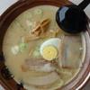 めん房 大喜 - 料理写真:みそラーメン(¥650税込み)内容が濃いイメージ