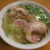 雅 - 料理写真:塩らーめん 600円