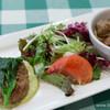 グリル木村家 - 料理写真:ハンバーグとビーフシチューのペアプレート【2015年5月】