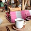 かぴばらこーひー - 料理写真:東ティモール ハンドドリップコーヒー (480円) '15 4月中旬