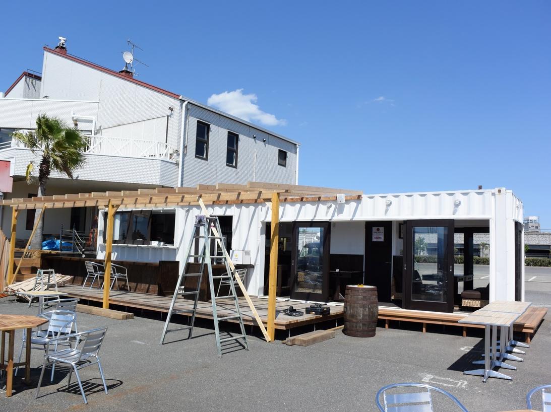 オープンビックカフェ ヘミングウェイ