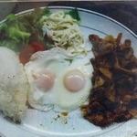 中華料理 昇龍 - スタミナセットの写真