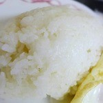 中華料理 昇龍 - ご飯