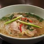 ベトナムちゃん - 鶏肉のフォー