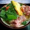 山田水車屋 - 料理写真:てびちそば