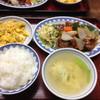 唐子 - 料理写真:日替わり定食