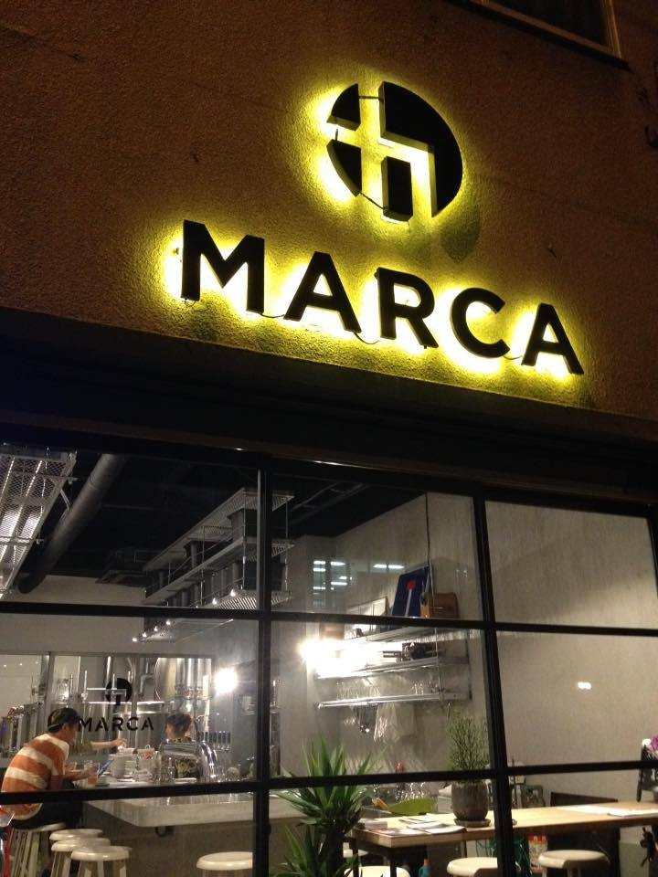 マルカ カフェ アンド ビア ファクトリー
