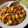 豊軒飯店 - 料理写真:麻婆飯(麺飯セット)