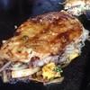 こうの - 料理写真:ミックス焼き(750円)