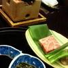 欽山 - 料理写真:黒毛和牛ロースの鉄板焼き