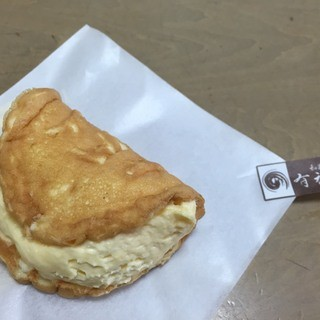 有福堂 - 料理写真:カスタードクリーム