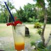 fuu cafe - ドリンク写真:パッションフルーツソーダ