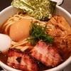 麺屋武蔵 虎嘯 - 料理写真:虎嘯ら~麺 (1100円)