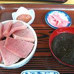 かもめ食堂 - マグロ丼