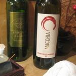 うずら屋 - 本日の赤ワイン