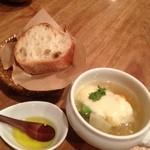 オネストカフェ - スープ&パン