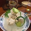 いち蔵 - 料理写真:鱧のおとし