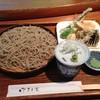 手打ち蕎麦 ふかさわ - 料理写真:天せいろ1400円