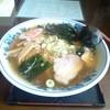 寿ゞキそば屋 - 料理写真:らーめん大盛り550+150円