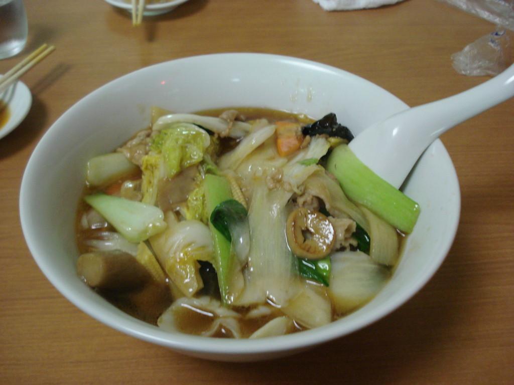 福盛 中華料理