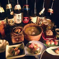 ここ一軒で青森の郷土料理、地酒を満喫!