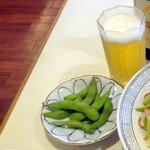 千歳 - 瓶ビール550円