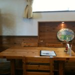 ラ・ポルタ - テーブル席