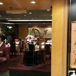 重慶飯店 - 重厚感抜群の入口