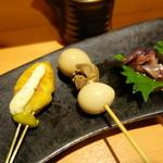 串イッカ - 冷製オードブル3種盛り