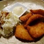 海鮮食道 十八番 - (2015/5月)「イカフライ」