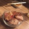 焼鳥の鉄人 - 料理写真:鉄人コース70分(1,620円)の豚カルビと小ライスでミニ塩豚丼を作りました。