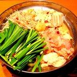エビス - モツ鍋・味噌