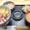 刺身屋新太郎 - 料理写真:【2015年6月再訪】海鮮丼ランチ1200円!