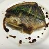 café hive - 料理写真:魚のグリル