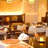 レストラン ミッテ - 内観写真:広々としたテーブル席