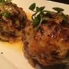 エル ニョスキ - 料理写真:ジャンボマッシュルームの肉詰めグラタン