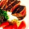ゴールデンバーガー - 料理写真:黒毛和牛A5ザブトンステーキ