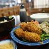 そば処 五一 - 料理写真:カキフライセット