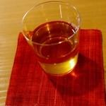 紫野和久傳  茶寮 - お茶