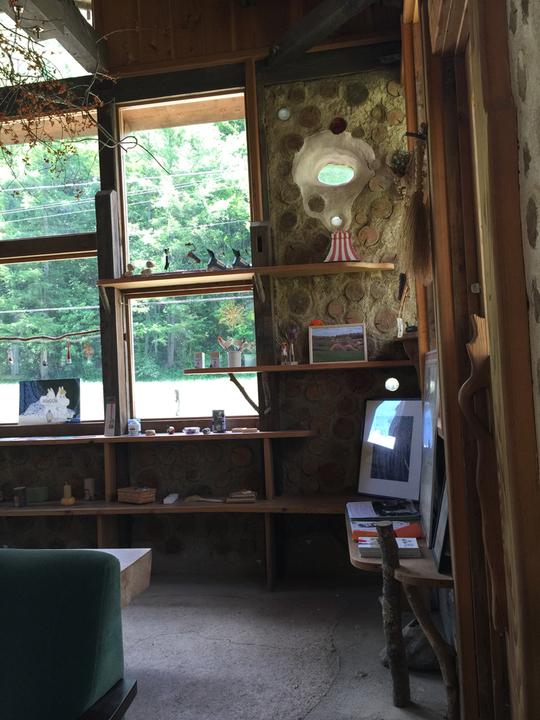 Cafe' 森風