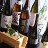 花のれん - 料理写真:日本酒