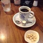 コメダ珈琲店 - ドリンク写真:ブレンドと豆