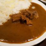 プティフ・ア・ラ・カンパーニュ - 料理写真:ビーフ(辛口、ルー大盛)