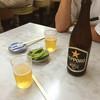 雲仙 - 料理写真:ビールに枝豆