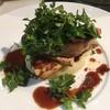 トラットリアプレッツァ - 料理写真:フランスペリゴール産フォアグラと筍のソテー